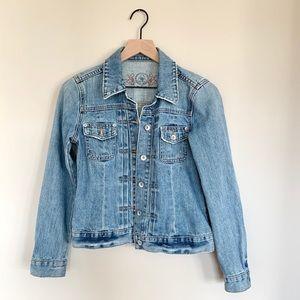 Gap Jeans Denim Jacket - Light Wash
